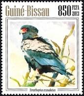 Guinea Bissau 2013 - Bird Of Prey - Bateleur Eagle - Eagles & Birds Of Prey