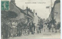 VILLENEUVE LA GUYARD            BELLE ANIMATION - France