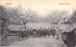 CONGO ( Ex Français ) : Village De N'TONGO - CPA - Afrique Noire - Black Africa - Congo Francese - Altri