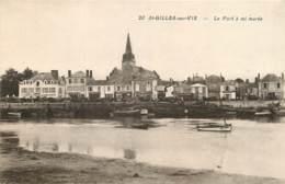 85 - SAINT GILLES SUR VIE - Saint Gilles Croix De Vie