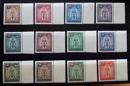 Liechtenstein DIENST, Mi D57-D68 MNH Postfrisch - Dienstpost