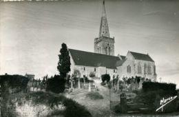 N°1041 T -cpsm Réville -l'église- - Autres Communes