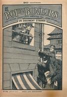 """Le Roi Des Boxeurs N°176 1935 """"Un Document Etrange"""" José Moselli - Adventure"""