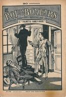 """Le Roi Des Boxeurs N°175 1935 """"Le Palmetto Family House"""" José Moselli - Adventure"""