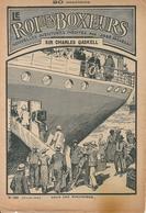 "Le Roi Des Boxeurs N°182 1935 ""Sir Charles Gaskell"" José Moselli - Adventure"