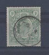 K.U.T....KING EDWARD VII.(1901-10).....1R.......SG9......GOOD CDS.....VFU... - Protectorados De África Oriental Y Uganda