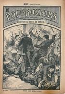 """Le Roi Des Boxeurs N°181 1935 """"Devant La Carte De Cristal"""" José Moselli - Aventure"""