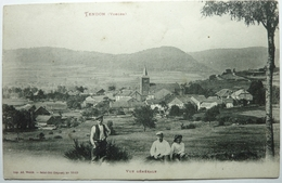 VUE GÉNÉRALE - TENDON - Sonstige Gemeinden