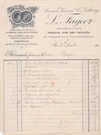 55-L.Fageot..Laboratoires D'Analyses, Disométrie...Bar-le-Duc   (Meuse) 191 - France