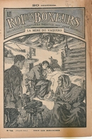 """Le Roi Des Boxeurs N°144 1934 """"La Mère Du Vaquero"""" José Moselli - Adventure"""