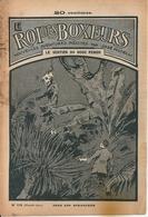 """Le Roi Des Boxeurs N°118 1934 """"Le Sentier Du Bouc Pendu"""" José Moselli - Aventure"""
