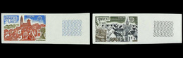 FRANCE 1977 N°1928ND ET 1929ND ** (EUROPA) - Imperforates