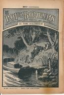 """Le Roi Des Boxeurs N°101 1934 """"Le Tube D'Aluminium"""" José Moselli - Aventure"""
