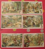 4 Chromo Liebig : En Birmanie. 1909. S 949. édition Française. + 2 Gratuites - Liebig