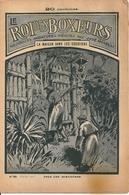 """Le Roi Des Boxeurs N°99 1934 """"La Maison Dans Les Cocotiers"""" José Moselli - Adventure"""