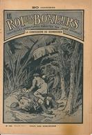 """Le Roi Des Boxeurs N°100 1934 """"La Confession De Schmausen"""" José Moselli - Adventure"""