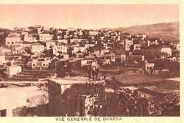 Postcard : Lebanon Liban Beyrouth Vue Générale De Ba'abda  Photo Torossian Ed Murachanian  Beirut - Liban