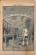 """Le Roi Des Boxeurs N°98 1934 """"L'Homme Aux Cheveux Rouges"""" José Moselli - Aventure"""