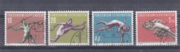 Liechtenstein 1956  Nr 304/07 Gest, Zeer Mooi Lot Krt 4841 - Oblitérés