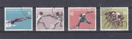 Liechtenstein 1958  Nr 327/30 Gest, Zeer Mooi Lot Krt 4842 - Oblitérés