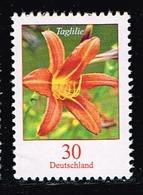 Bund 2020, Michel # 3509R ** Blumen: Taglilie Mit Nr.: 70 - Roller Precancels