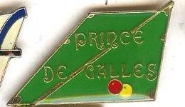 C17 Pin's BILLARD PRINCE DE GALLES Achat Immédiat - Billares