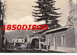 S. TERESA RIVA - CORSO F. CRISPI F/GRANDE VIAGGIATA ANIMATA - Messina