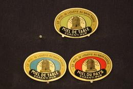 A.V.B.2 / Distillerie Stokerij - Miel Du Pays  - Ce Miel Se Liquéfie Au Bain-Marie -  Litho Myncke Bruxelles - Autres