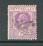 SEYCHELLES- Y&T N°96- Oblitéré - Seychelles (...-1976)