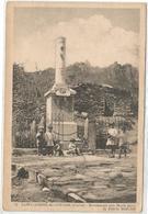 CORSE CPA  SAINT-ANDRE-de-COTONE - Monument Aux Morts Pour La Patrie 1914-1918 - Animation Enfants - France