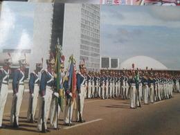 Brasilia Military Soldiers - Manovre