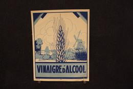 A.V.B.2 / Distillerie Stokerij  Vinaigre D'Alcool (  Déposé 849 ) - Autres