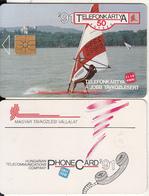 HUNGARY - Balaton Surf, First Issue 50 Units(no Moreno Logo On Reverse), 06/91, Used - Ungarn