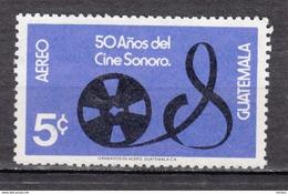 Guatemala, Cinéma, Airmail - Kino
