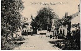 Nièvre TOURY-LURCY Route De Saint Germain L'entrée Du Château - Andere Gemeenten