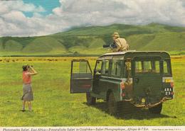 ZAMBIA - Photographic Safari 1970's - Land Rover - Zambia