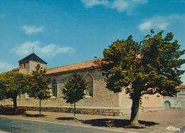 17) BROUAGE : Ville Fortifiée - L'église - France