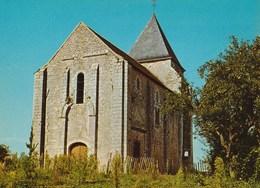 36) LE BLANC : Eglise Saint-Cyran - Le Blanc