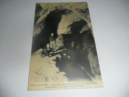 Orp-jauche:folx-les-caves Souterains Romains ,le Ruisseau Et Un Coin Sauvage Des Grottes - Orp-Jauche