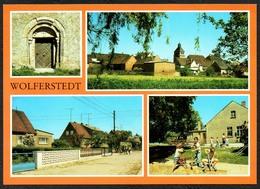 C8024 - TOP Wolferstedt - Verlag Bild Und Heimat Reichenbach - Qualitätskarte - Germany