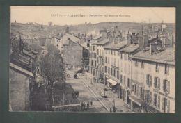 CPA - 15 - Aurillac - Perspective De L'Avenue Gambetta - Aurillac