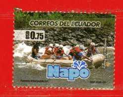(Us3) Ecuador °- 2009 - NAPO.  -  Used. - Ecuador