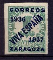 LOCALES PATRIÓTICOS , ED. 26HCC ** , ZARAGOZA - Nationalistische Ausgaben