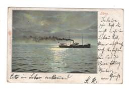 1549 Libau Riga Postmark 1900 - Letonia