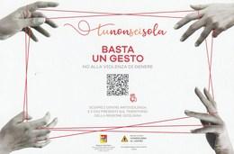 Tematica Eventi - Manifestazioni - Palermo 2019 - Giornata Internaz. Contro La Violenza Di Genere - - Manifestazioni