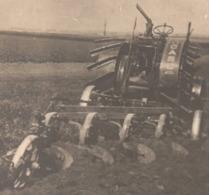Tracteur ...OCAS Carte  Photo Machine Agricole - Tractors