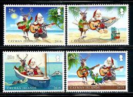 "Cayman Islands       ""Christmas 2019""     Set    ( New Issue November 15-2019)    MNH - Cayman Islands"