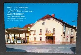 Neunkirchen Hotel Restaurant Goldener Löwe/ BP Tankstelle - Neunkirchen