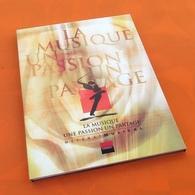 DVD La Musique Une Passion Un Partage  Réalisateur : Aubé Stéphan - DVD Musicaux