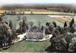 58 - ST PIERRE LE MOUTIER Vue Générale Du Chateau De BEAUMONT - Jolie CPSM Colorisée Grand Format - Nièvre - Saint Pierre Le Moutier